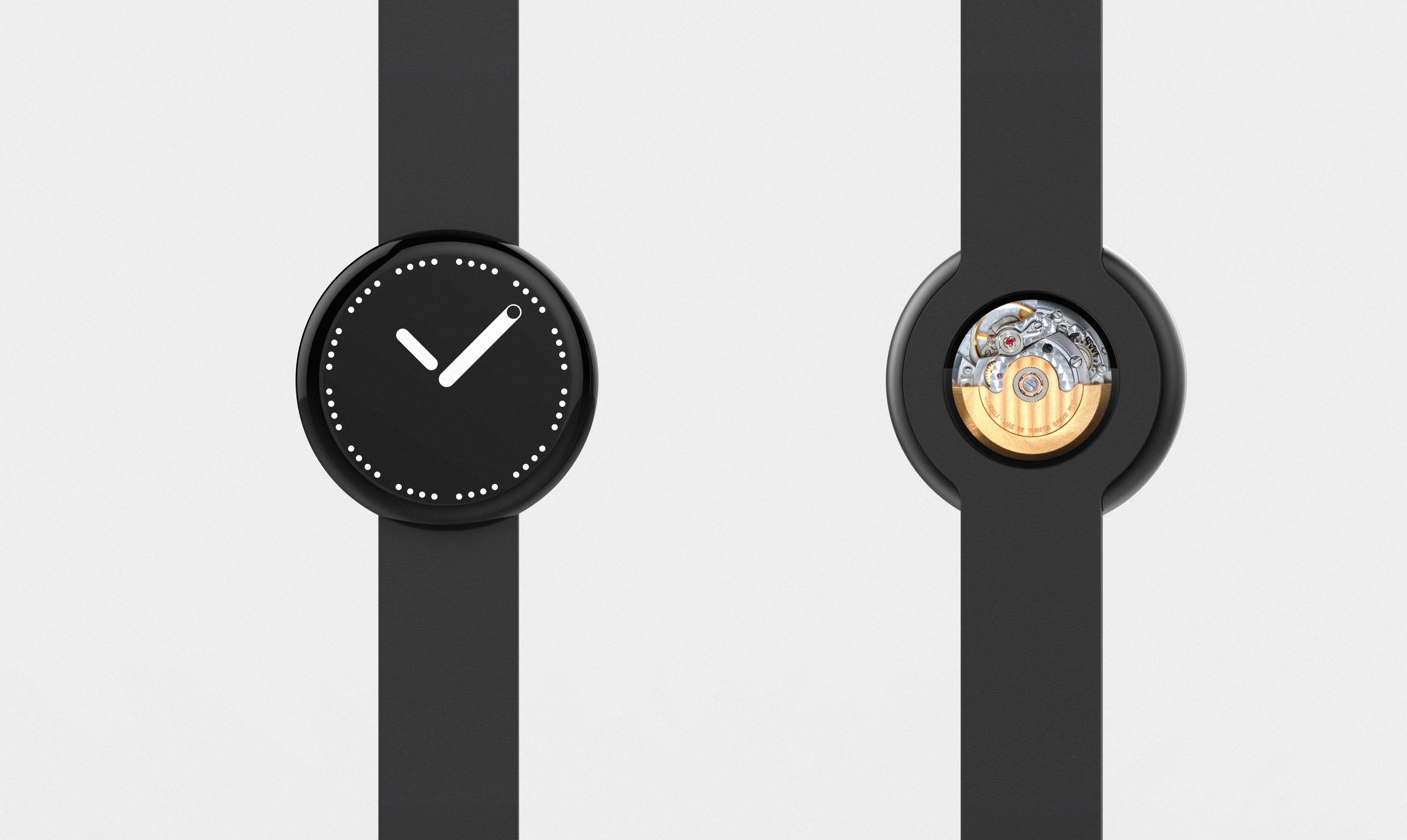 verschillende horlogesBM